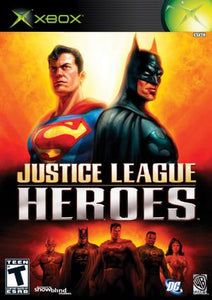 Justice League Heroes - Xbox (Pre-owned)