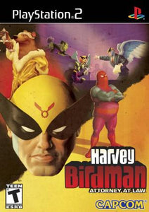 Harvey Birdman Attorney at Law - PS2 (Pre-owned)