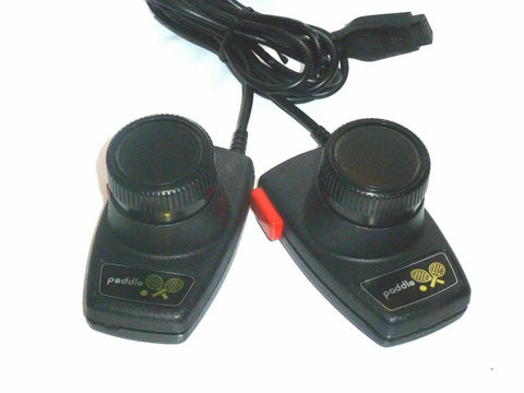 Atari 2600 2-Player Paddle Controllers