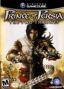 Prince of Persia Two Thrones - Gamecube (Pre-owned)
