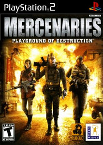 Mercenaries - PS2 (Pre-owned)