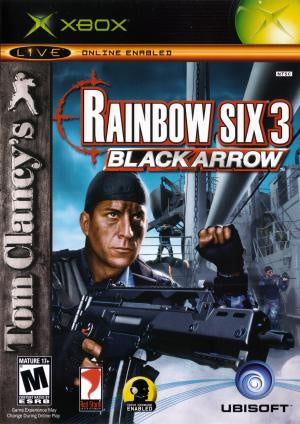 Rainbow Six 3 Black Arrow - Xbox (Pre-owned)