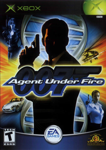 Agent Under Fire - Xbox (Pre-owned)
