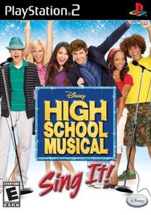 High School Musical Sing It - PS2 (Pre-owned)