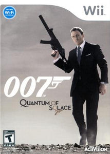 Quantum of Solace - Wii (Pre-owned)