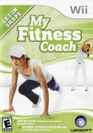 My Fitness Coach - Wii (Pre-owned)