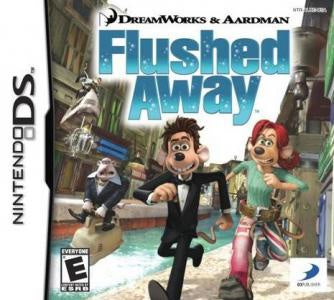 Flushed Away - DS (Pre-owned)