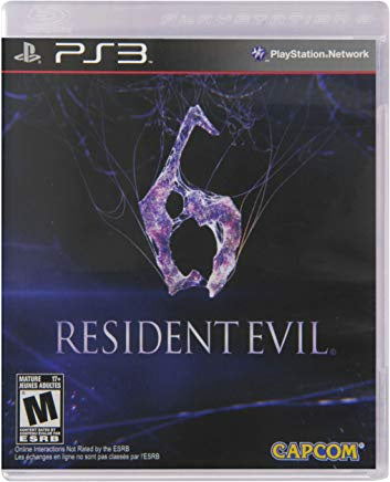 Resident Evil 6 - PS3 (Pre-owned)