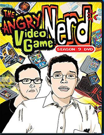 Angry Video Game Nerd Season 9 DVD