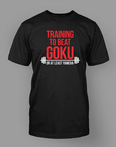 Training 2 Beat Goku T-Shirt