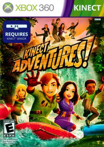 Kinect Adventures - Xbox 360 (Pre-owned)