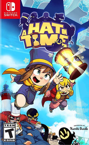 A Hat In Time - Switch