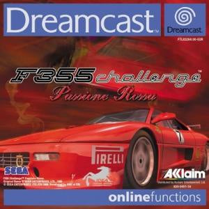 F355 Challenge - Dreamcast (Pre-owned)