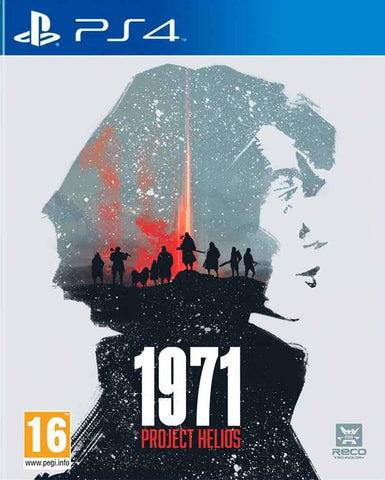 1971 Project Helios (PAL Import - Plays in English) - PS4