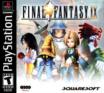 (BL) Final Fantasy IX - PS1 (Pre-owned)