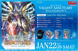 Cardfight!! Vanguard Valiant Sanctuary Set V Special Series 06