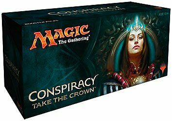 MTG Conspiracy: Take the Crown Booster Box
