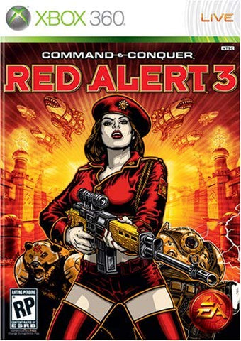 Command & Conquer Red Alert 3 - Xbox 360 (Pre-owned)