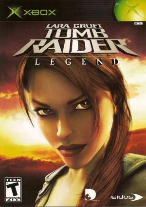Tomb Raider Legend - Xbox (Pre-owned)