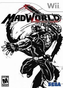 MadWorld - Wii (Pre-owned)