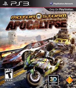 MotorStorm Apocalypse - PS3 (Pre-owned)