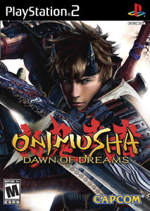 Onimusha Dawn of Dreams - PS2 (Pre-owned)
