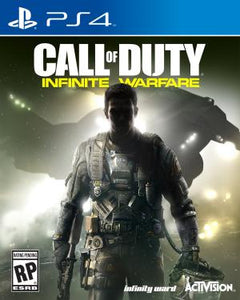 Call of Duty: Infinite Warfare - PS4 (Pre-owned)
