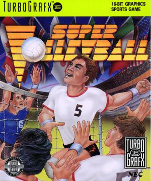 Super Volleyball - TurboGrafx-16 (Pre-owned) - TurboGrafx-16 (Pre-owned)