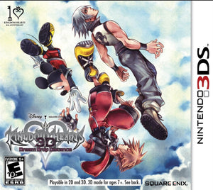 Kingdom Hearts 3D: Dream Drop Distance - 3DS (Pre-owned)