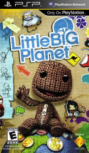 Little Big Planet - PSP (Pre-owned)
