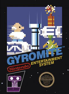 Gyromite - NES (Pre-owned)