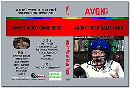Angry Video Game Nerd Volume 7 DVD