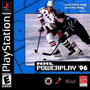 NHL Powerplay 96 - PS1 (Pre-owned)