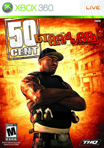 50 Cent: Blood on the Sand - Xbox 360 (Pre-owned)