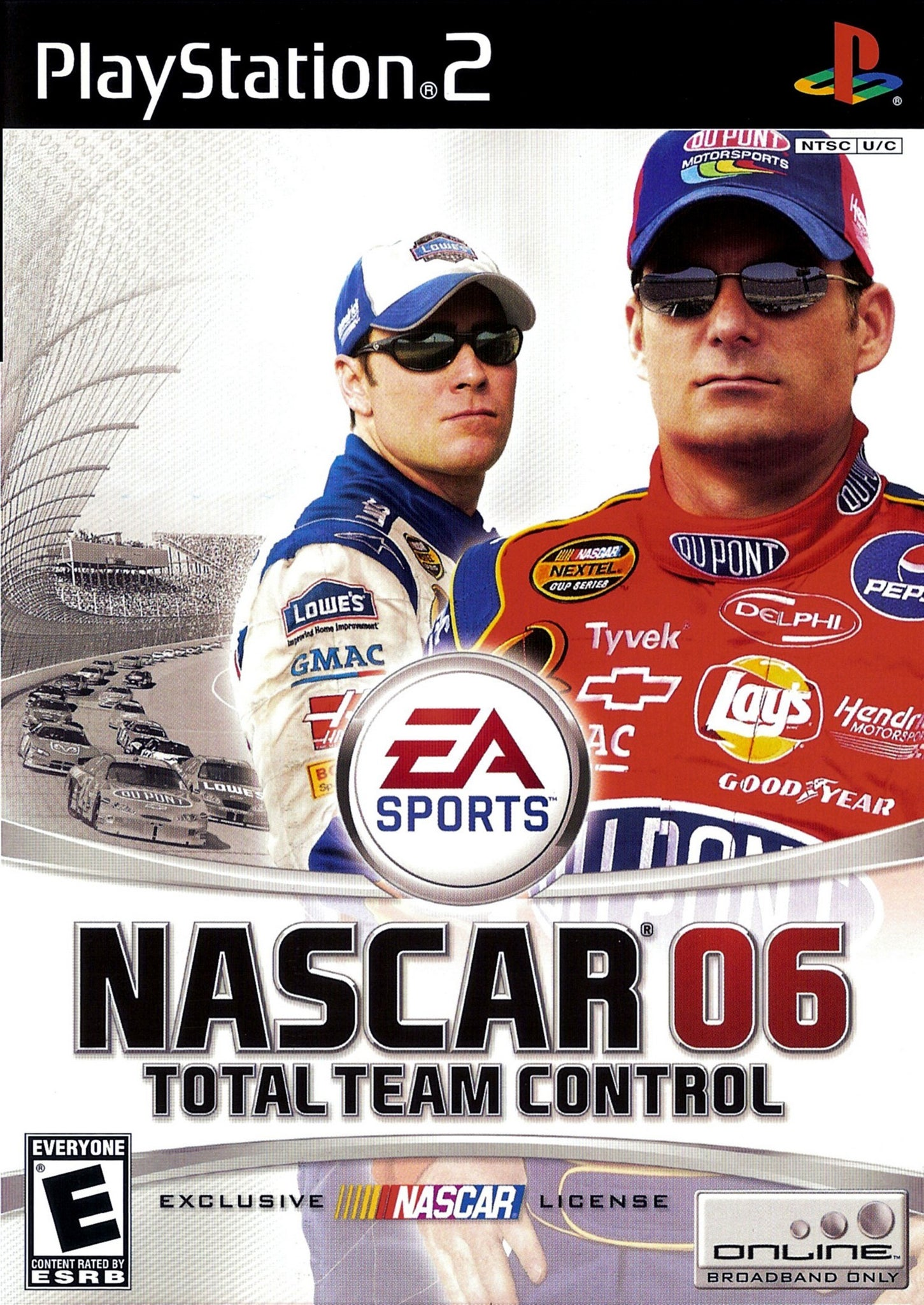 NASCAR 06 Total Team Control - PS2 (Pre-owned)