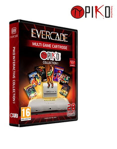 Evercade Piko Interactive Collection Cartridge Volume 1