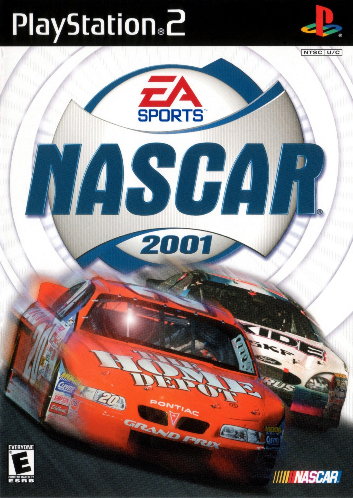NASCAR 2001 - PS2 (Pre-owned)