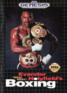 Evander Holyfield's Real Deal Boxing - Genesis (Pre-owned)