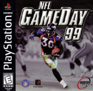 NFL Gameday 99 - PS1 (Pre-owned)