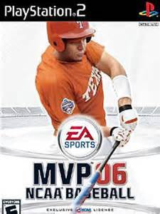 MVP NCAA Baseball 06 - PS2 (Pre-owned)