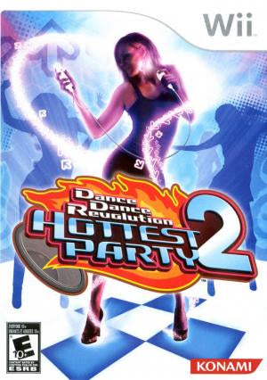 Dance Dance Revolution Hottest Party 2 - Wii (Pre-owned)