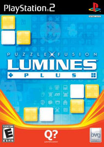 Lumines Plus - PS2 (Pre-owned)