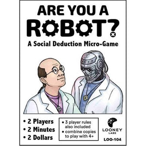 Are You A Robot