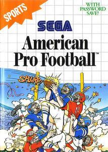 American Pro Football - SMS (Pre-owned)