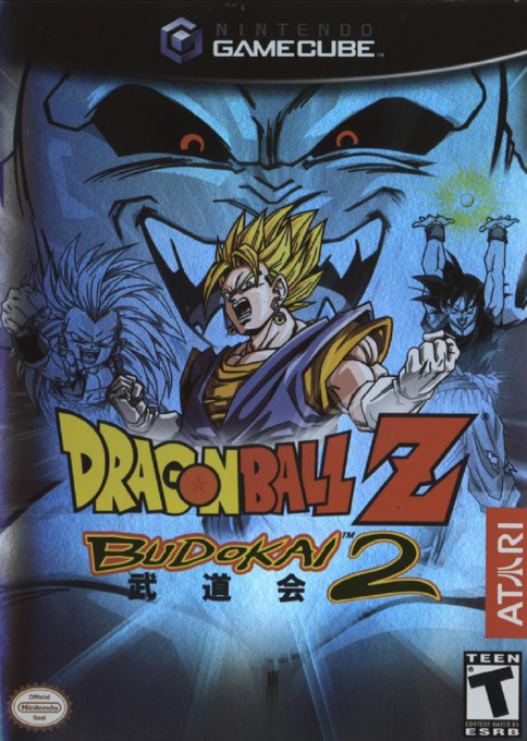 Dragon Ball Z Budokai 2 - Gamecube (Pre-owned)