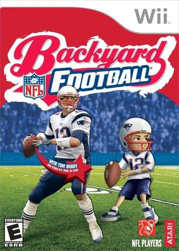 Backyard Football - Wii (Pre-owned)