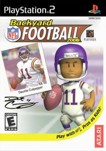 Backyard Football 2006 - PS2 (Pre-owned)