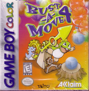 Bust-A-Move 4 - GBC (Pre-owned)