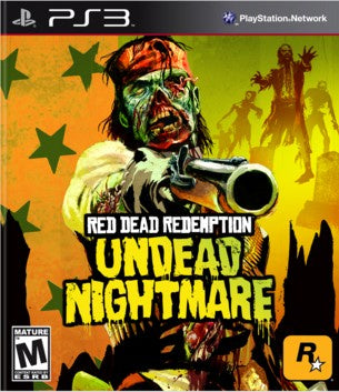 Red Dead Redemption Undead Nightmare Collection - PS3 (Pre-owned)