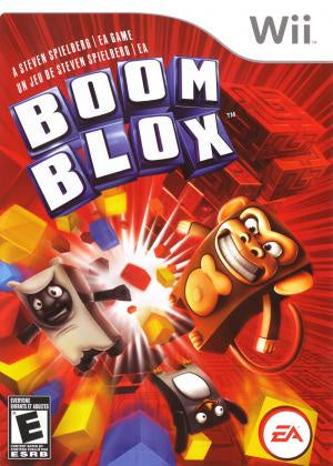 Boom Blox - Wii (Pre-owned)